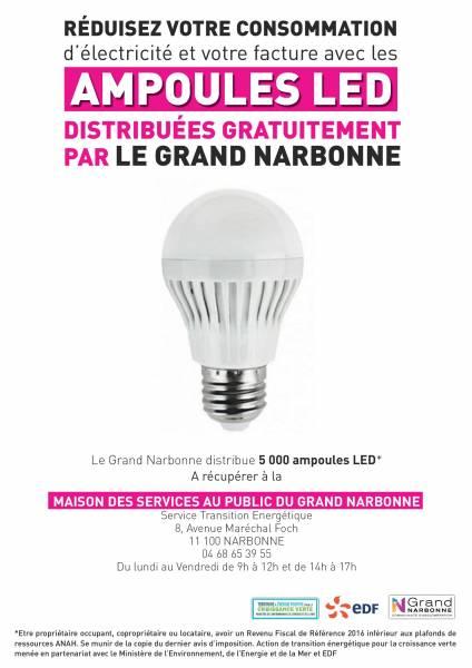 Site officiel de la mairie de portel des corbieres - Ampoules led gratuites gouvernement ...